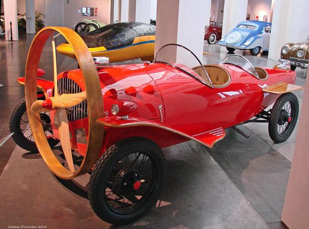 Zaujímavú zbierku má aj Múzeum automobilov v Malage.