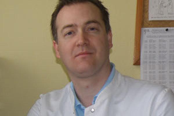 Urológ Peter Čech.