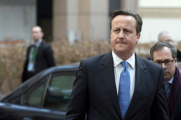 David Cameron referendum voličom prisľúbil, ale musí vyhrať.