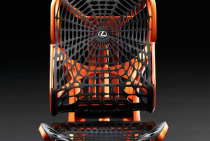 Lexus Kinetic Seat
