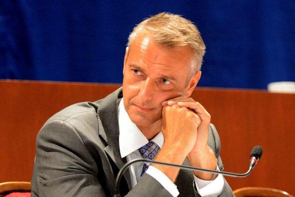 Richard Raši je najlepšie zarábajúcim poslancom parlamentu na východe Slovenska.