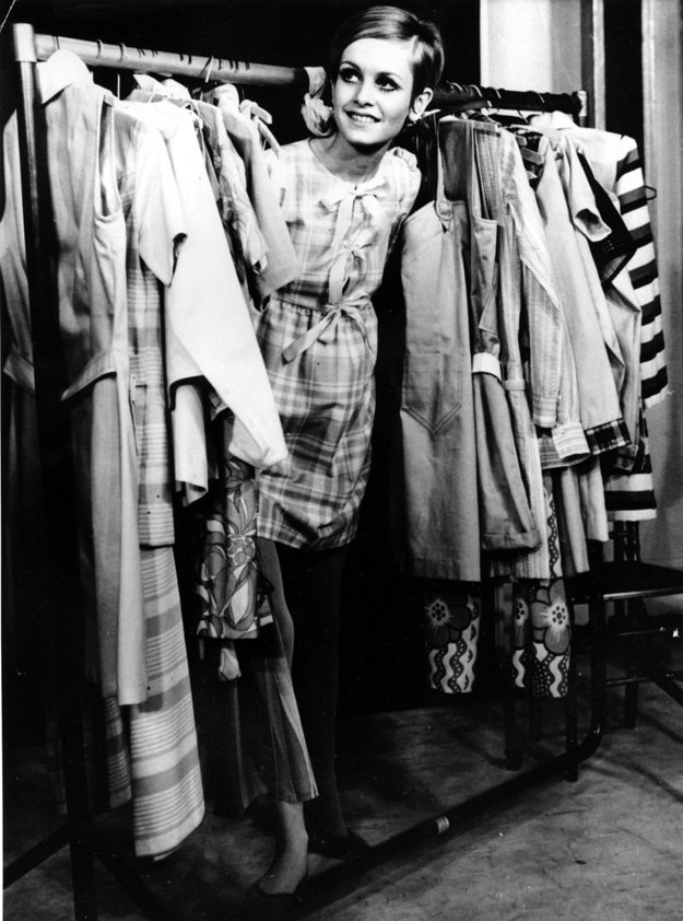Twiggy v roku 1967