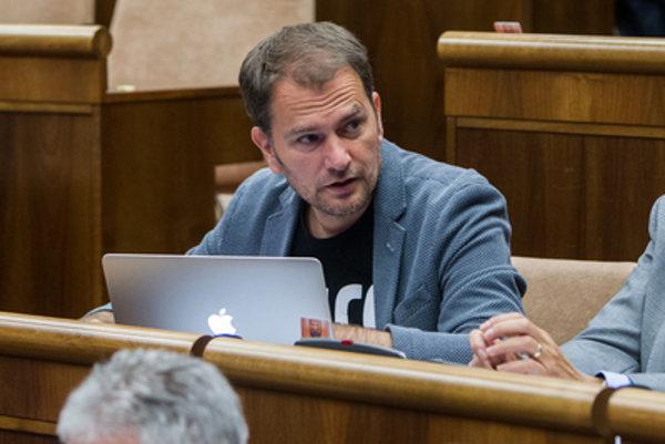 Líder OĽaNO Igor Matovič môže prísť o poslanecký mandát.