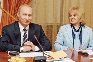 S Vladimirom Putinom