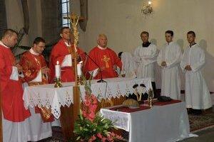 Omša v handlovskom kostole bude venovaná svätej Kataríne.