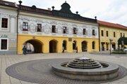 Provinčný dom v Spišskej Novej Vsi. Sídli v ňom múzeum.