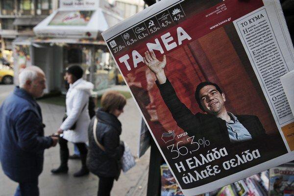 Ciprasovo víťazstvo európskych politikov nepotešilo.