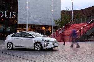 Hyundai Ionoq Electric
