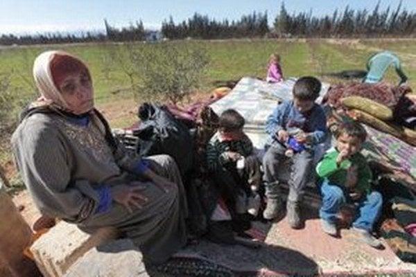 O azyl žiadajú najmä sýrski utečenci.