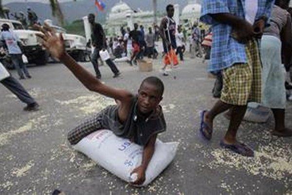 Haiti je jednou z najchudobnejších krajín sveta.