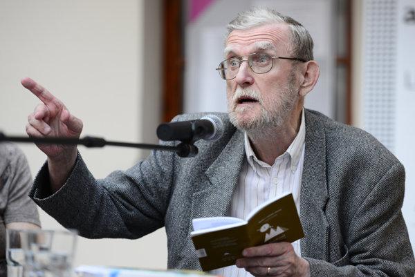 Ľubomír Feldek.