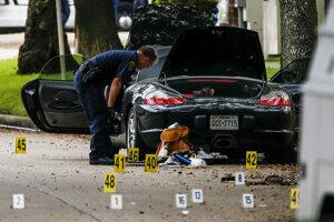 V Houstone zrejme stieľal neúspešný právnik