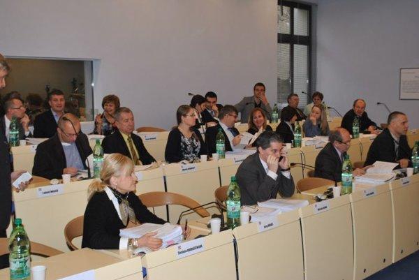Prešovských poslancov čaká bohatý rokovací program.