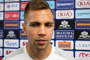 Jakub Považanec dostal pozvánku už aj na zápas proti Anglicku.