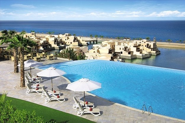 Hotel The Cove Rotana Resort(5*), Spojené Arabské Emiráty