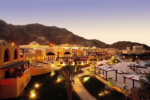 Iberotel  Miramar Al Aquah Beach Resort(5*), Spojené Arabské Emiráty
