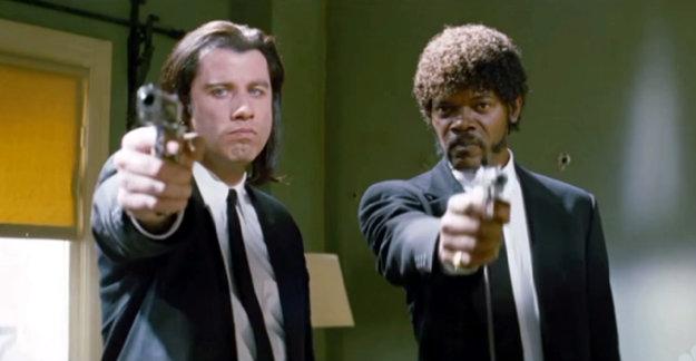 Aj v kultovom filme Quentina Tarantina Pulp Fiction: Historky z podsvetia (1994) sa objavili chybičky v nadväznosti. Diery v stene sa za Johnom Travoltom a Samuelom L. Jacksonom objavili, ešte než na nich začali strieľať.