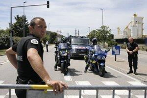 Vo Francúzsku dnes útočili teroristi.