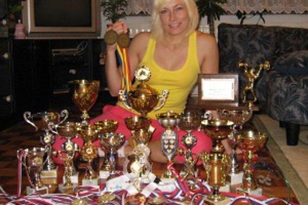 Na európsky šampionát cestovala s malou dušičkou, zaznamenala však životný úspech.
