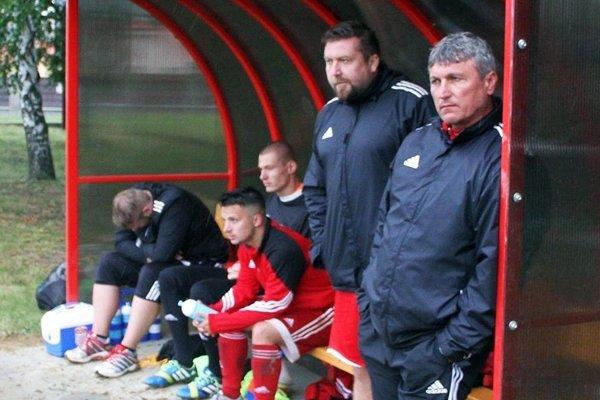 Tréner Ľubomír Faktor má nad čím premýšľať.