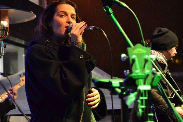 Koncert známej speváčky, ktorý sa uskutoční v rámci jej turné Takmer sólo začína dnes o 20.00 hod. v Tabačke.