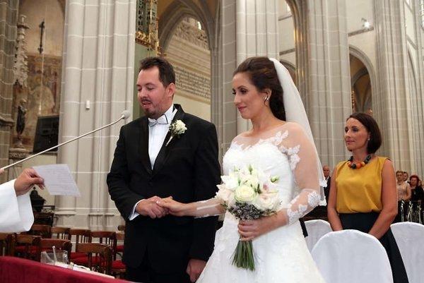 Otto Brixi sa oženil. Svadbu exposlanca si nenechali ujsť ani Pavol Paška či Richard Raši.