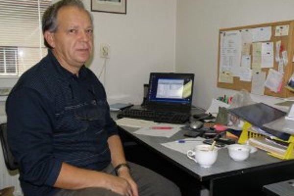 Riaditeľom Charity sv. Vincenta v Prievidzi je Milan Petráš.