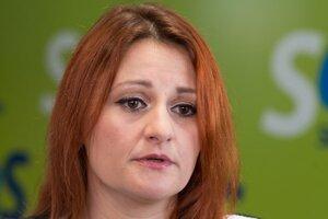 Kandidátka na komisárku pre deti Natália Blahová.