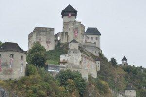 Na Trenčianskom hrade padol rekord v dennej návštevnosti.