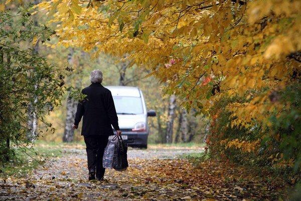 Počasie bude v prvej polovici októbra premenlivé a chladné.