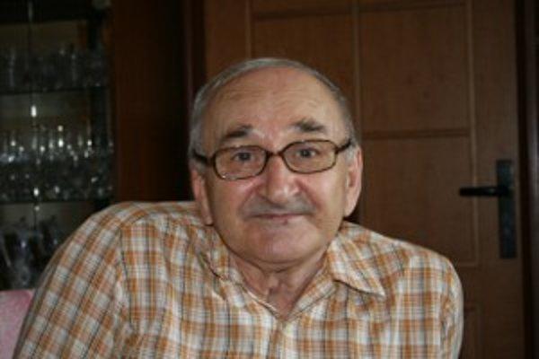 Jaroslavovi Jánoškovi zachránil život vlastný vnuk.