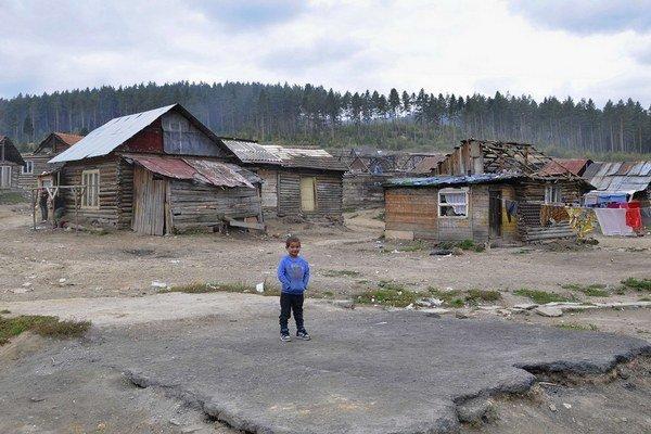 Vyšší výskyt tuberkulózy je v rómskych osadách pri obciach na východnom Slovensku.