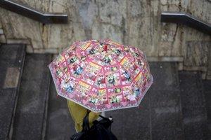 Tento týždeň dáždnik využijete.
