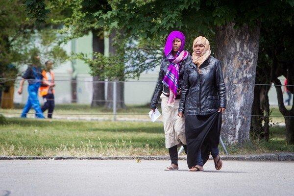 Rakúsko bude mať vo svojej réžii takisto pohyb migrantov po obci Gabčíkovo, ide o vlastné režimové opatrenia.