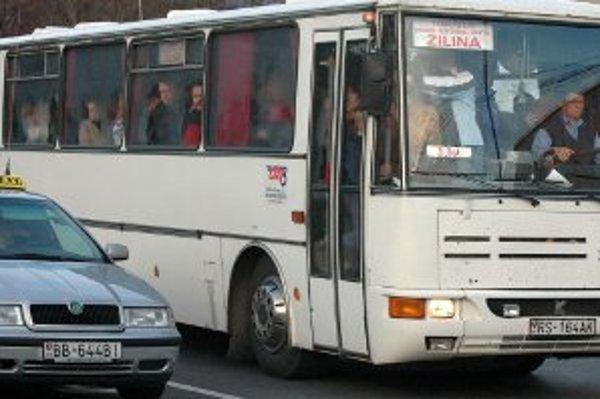Diaľkové linky majú špeciálne cenníky na cestovné.