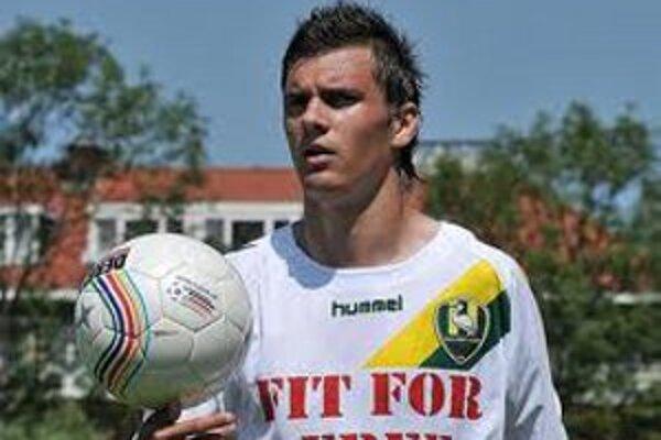 Prievidžan František Kubík si pochvaľuje spoluprácu s ruským tímom FC Kubaň Krasnodar