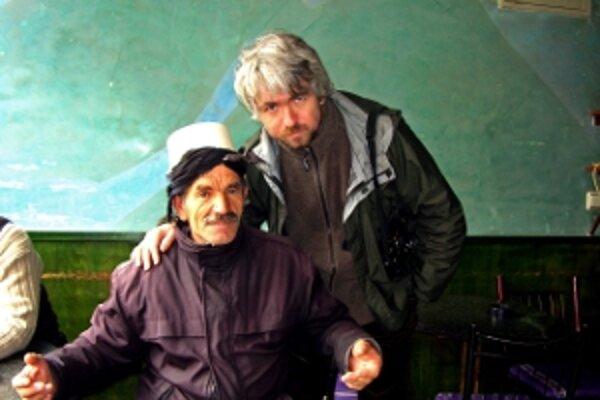 Andrej Bán na svojich cestách hľadá príbehy obyčajných ľudí.