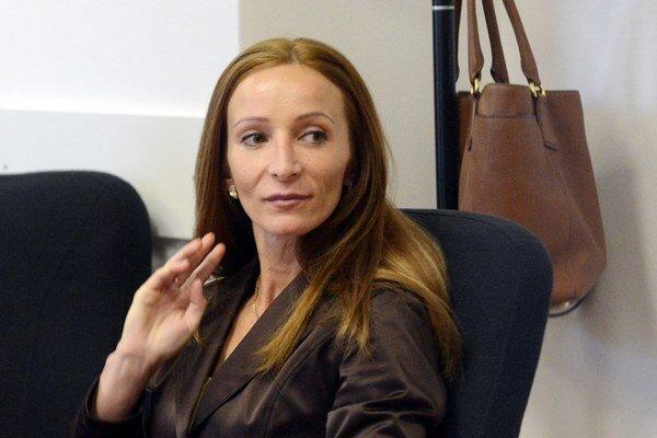 Obžalovaná Eva Z. vinu odmieta.