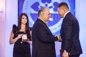 Jaromír Pastorek podporoval Roberta Fica aj počas jeho prezidentskej kampane.