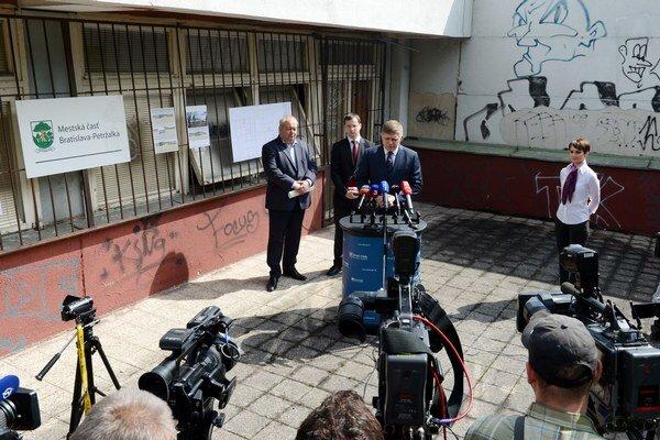 Premiér Fico oznámil rozdelenie peňazí pre materské škôlky.