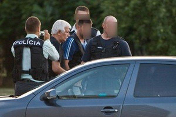 Václava Krajníka zatkli pri policajnej akcii  s krycím názvom Mahony