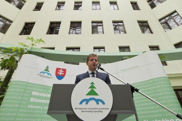 Minister životného prostredia Peter Žiga oznámil, že s predĺžením prieskumného územia definitívne nesúhlasil.