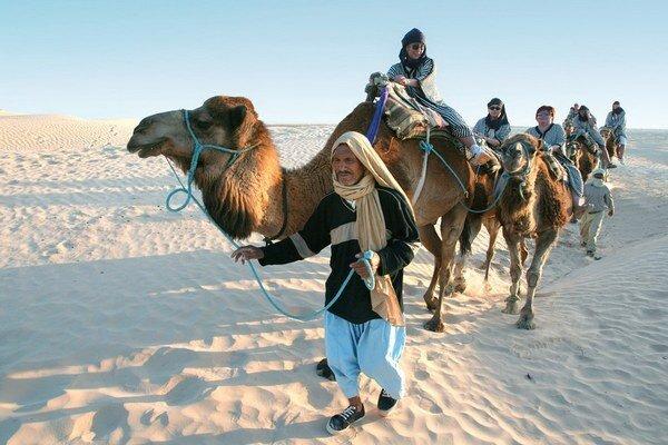 Turisti sa obávajú Tuniska (na snímke), podľa ministerstva je aktuálne nebezpečná skôr India.