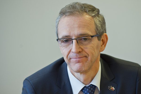 Poslanec Európskeho parlamentu Ivan Štefanec.