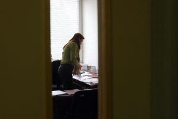 Šikanovanie na pracovisku nie je nezvyčajné.