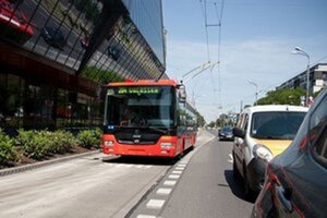 Nových trolejbusov bude viac.
