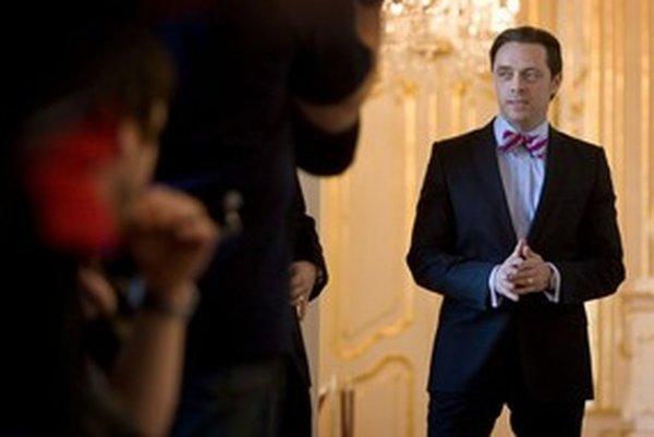 Marek Trubač má pripraviť stretnutie šéfov najvyšších súdov.