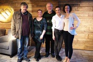 PROFIT klub s Petrou Vajdovou a Petrom Mikulášom 29. marca 2016