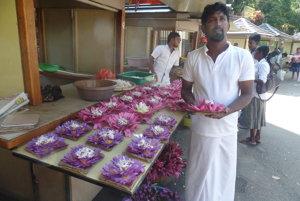Srí Lanka - cestovanie