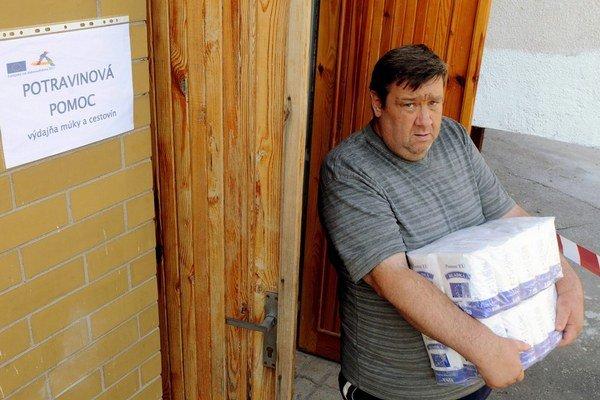 Rezort práce tvrdí, že program potravinovej pomoci EÚ pre chudobných bude tentoraz dobre zabezpečený.